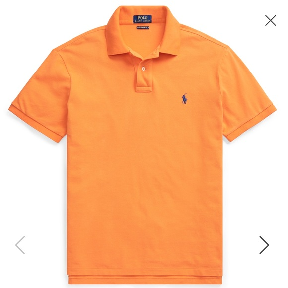 Polo by Ralph Lauren Other - Classic fit Polo by Ralph Lauren orange shirt